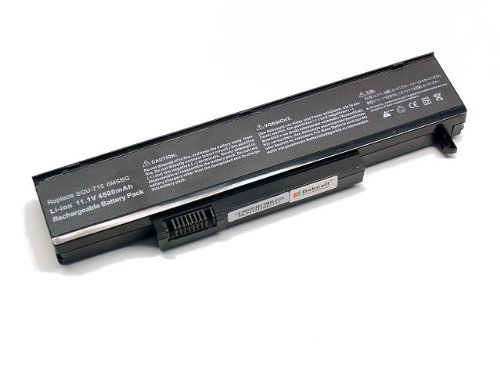 Replacement Battery For Gateway Squ