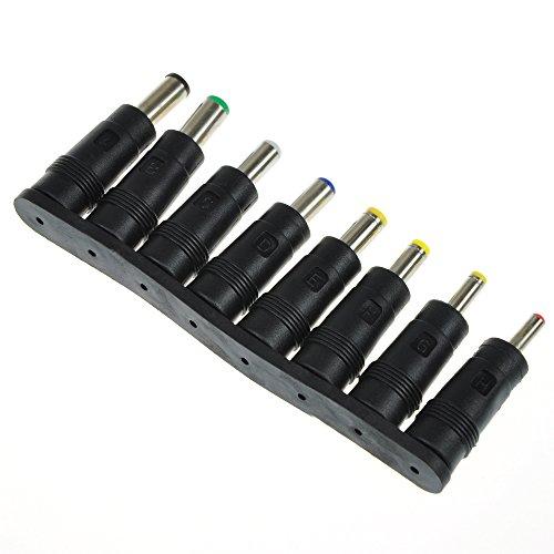 Generic tips straight universal dc power adapter socket