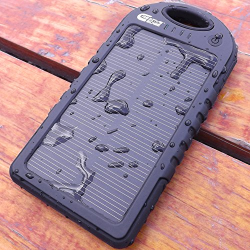 solar powered iphone charger solar charger creative edge tm solar 5 solar panel 16158
